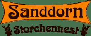 Sanddorn-storchennest
